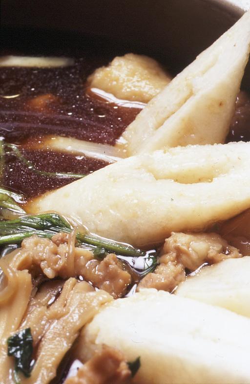 きりたんぽ 鍋イメージ1