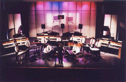 Ballet mecanique原版初演(1999.11.18)