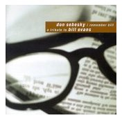 don sebesky i remember bill a tribute to bill evans