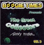 THE GREAT COLLECTORS FUNKY MUSIC VOL.3