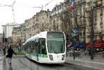 パリの路面電車