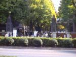 青山学院大学正門