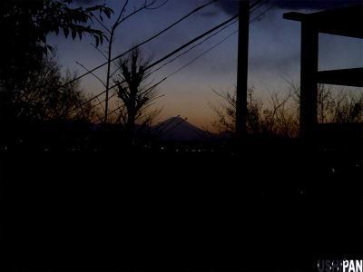 富士山ムジナ坂