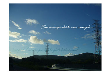 02 07 四 The message