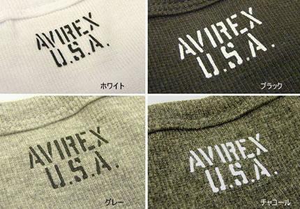 AVIREX アビレックス Tシャツ