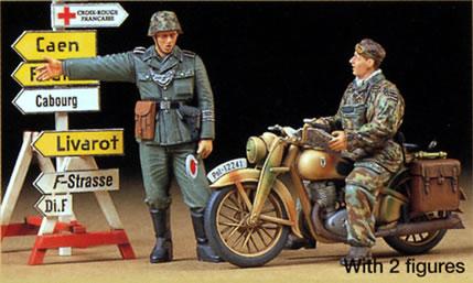 ドイツ軍プラモ