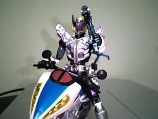 仮面ライダー電王 ガンフォーム&マシンデンバード