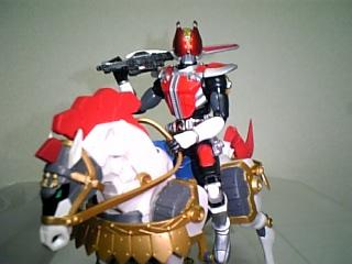 電王ソードフォーム&騎馬武者