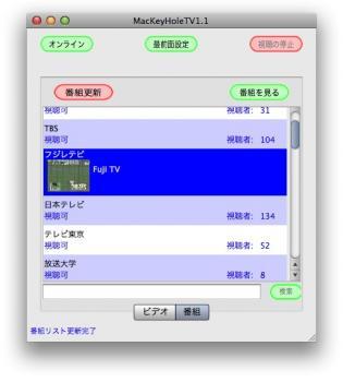 MacKeyHoleTV1