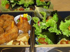お弁当-運動会