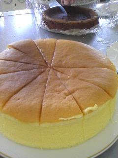 チーズケーキ1