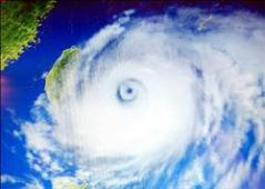SINRAKU台風