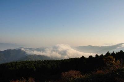 大江山の雲海2
