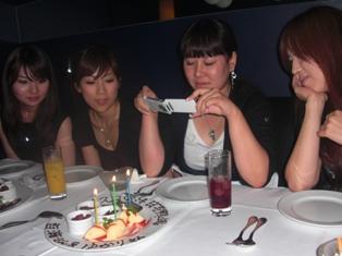vingt nail お食事会8