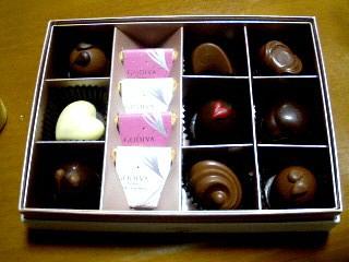 チョコレート②