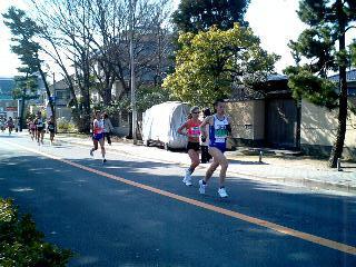 京都ハーフマラソン①