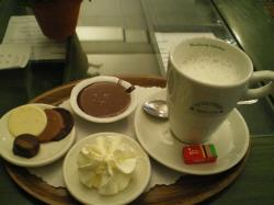 bruge chocolat