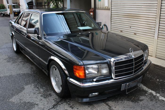 Blog Entry 37 on mercedes benz w123