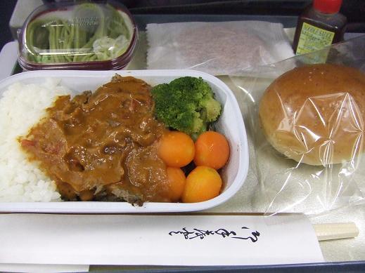 フィリピン航空・機内食