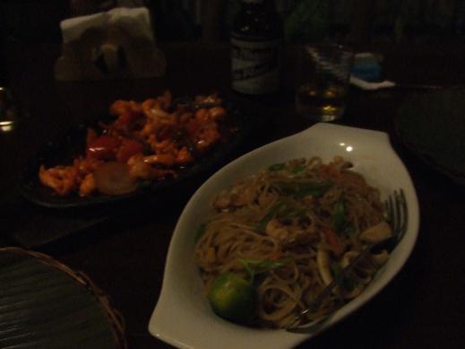 セブ島・マリバゴグリル・食べ物2