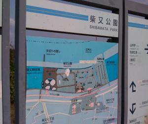 Shibamata ParkMap