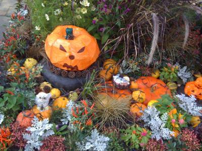 Halloween Garden1