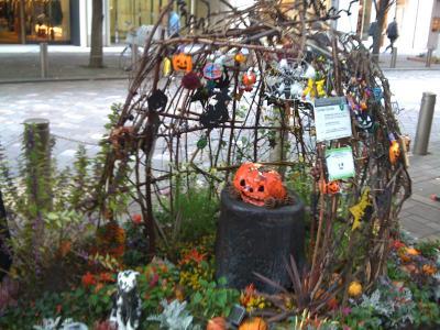 Halloween Garden3