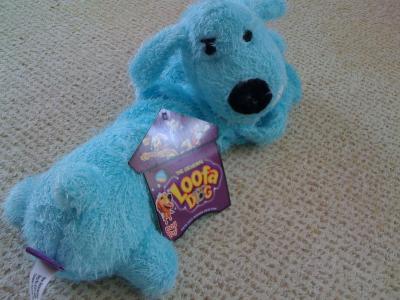 Loofa Dog