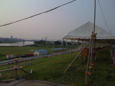 葛飾花火大会2010