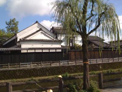 栃木市蔵散歩
