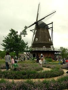 デンマークの風車