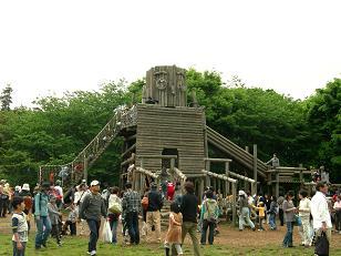 じゅえむタワー(アスレチック)