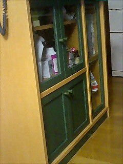 パウリーの食料庫