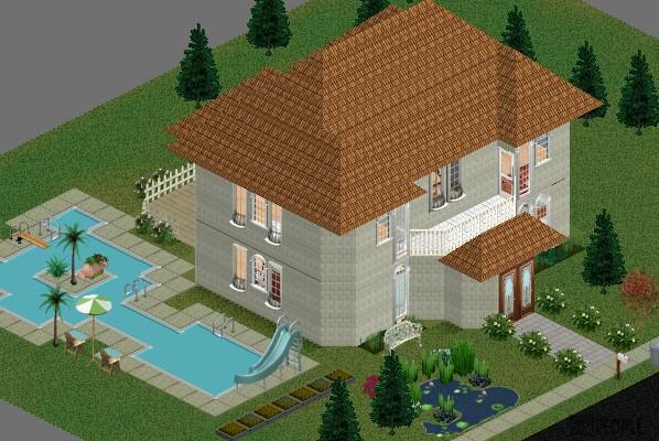 Tomoちゃんの家2
