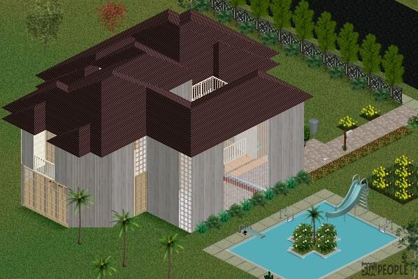 バロックの家