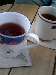 お茶お茶アールグレー
