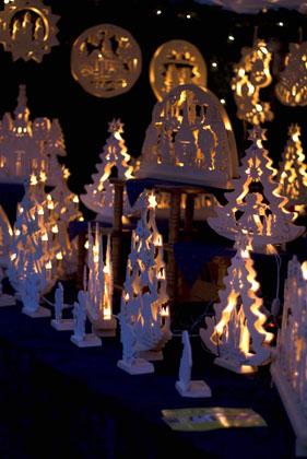 Weihnachtsmarkt an der Spaethstr