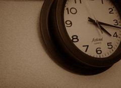 最近やってきたお気に入りの時計です♪