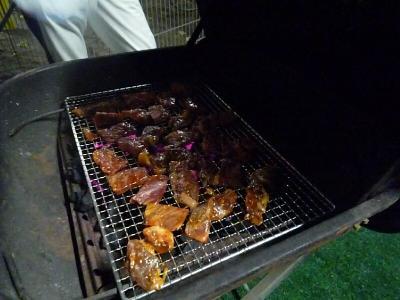 2.BBQ 肉