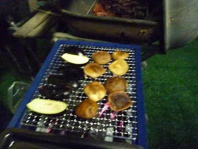 2.BBQ 野菜