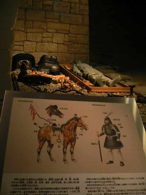 石室展示2