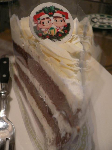 不二家のショートケーキですら今は生クリーム!