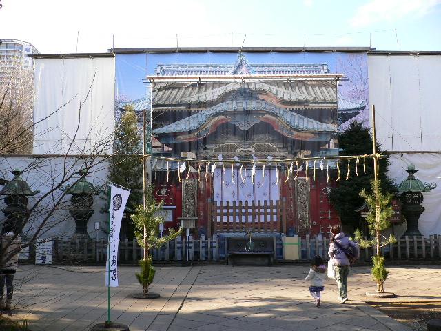 上野東照宮??