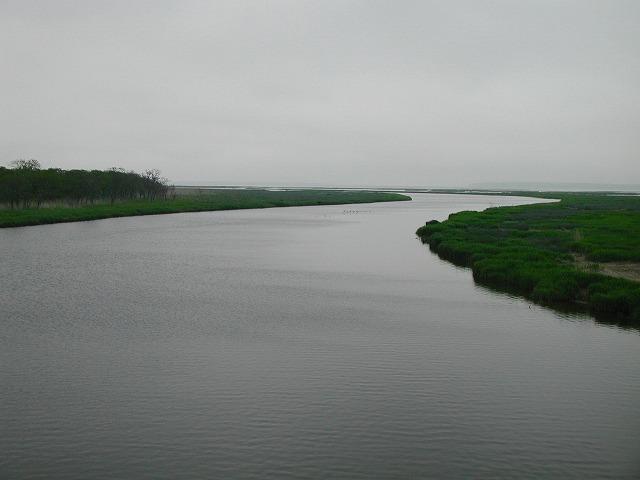 ヤウシュベツ川