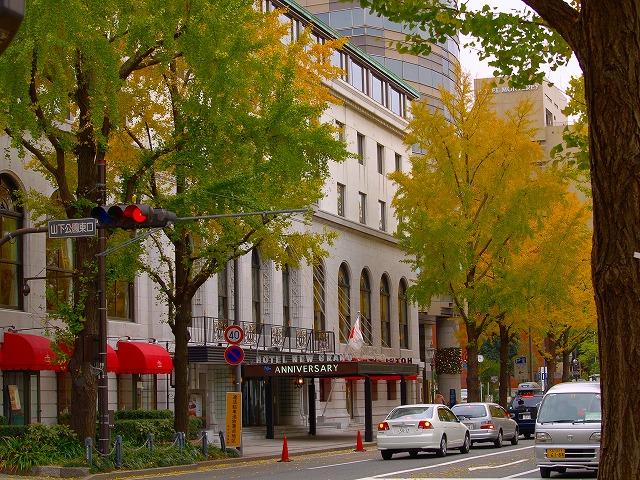 ヨコハマ ホテルニューグランド