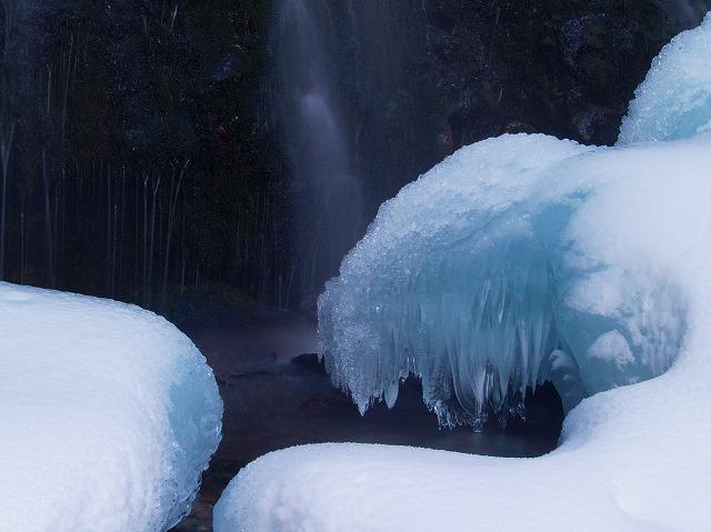 八岳の滝3