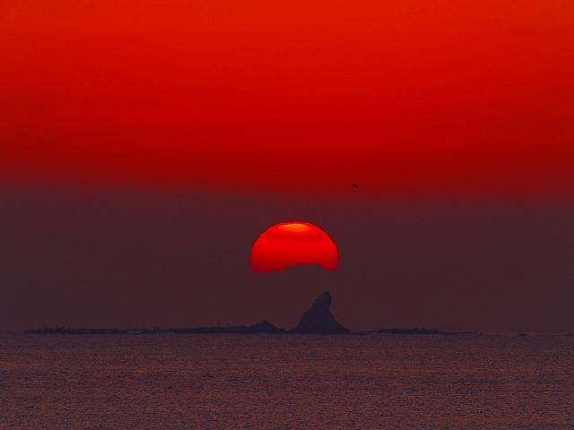 えぼしの日の出3
