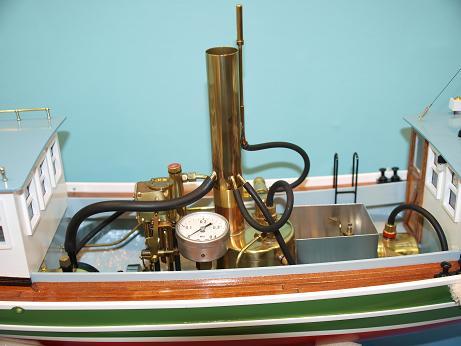 105 ボートエンジン