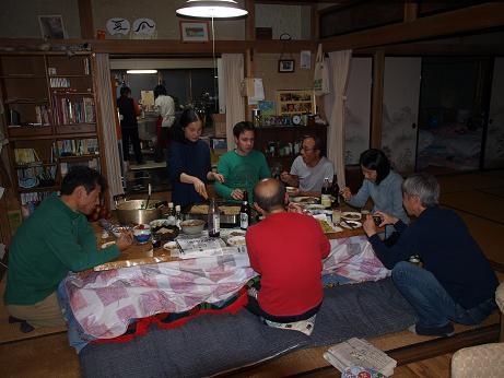 077 夕食