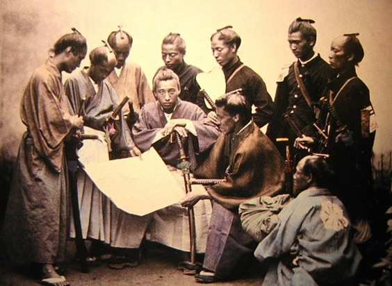 1Satsuma-samurai-during-boshin-war-